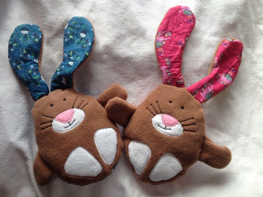 Foto zu Schnittmuster Hase im Ei von Stefanie Perlenfee | Nähen für ...