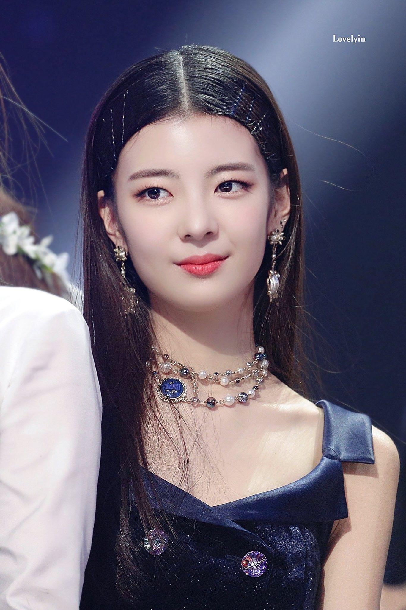 Itzy Lia 191231 Mbc Gayo Daejejeon 2019 Itzy Kpop Girls Girl