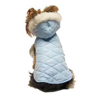 Anima Blue Princess Dog Jacket Internet Price: $34.99 Today's Price: $27.99 (Save up to 20%)