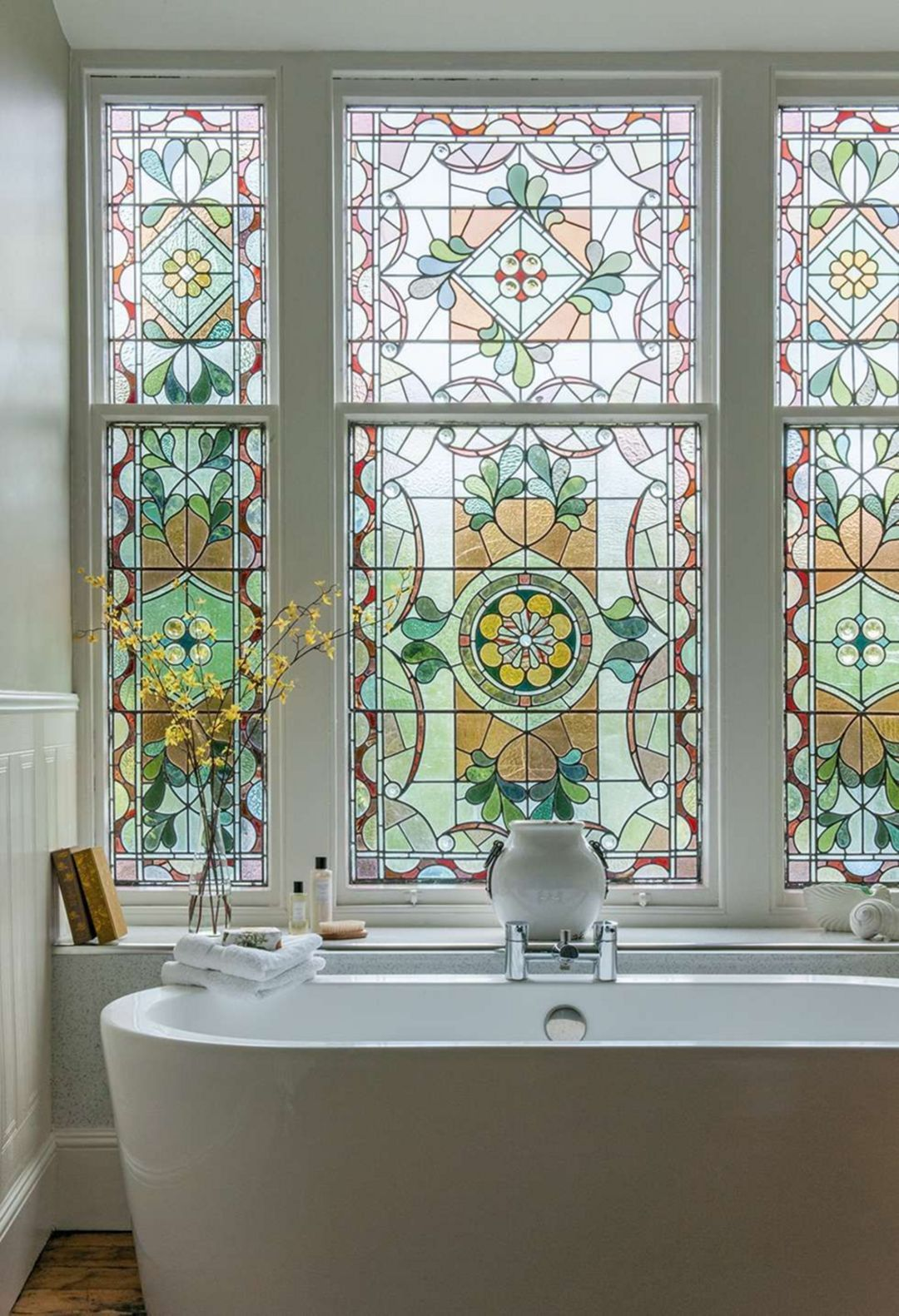 30 Amazing Glass Window Design Ideas For Your Lovely Home バス