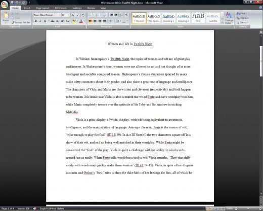 Follow Your TeacherS Guidelines To Formatting Your Essay In