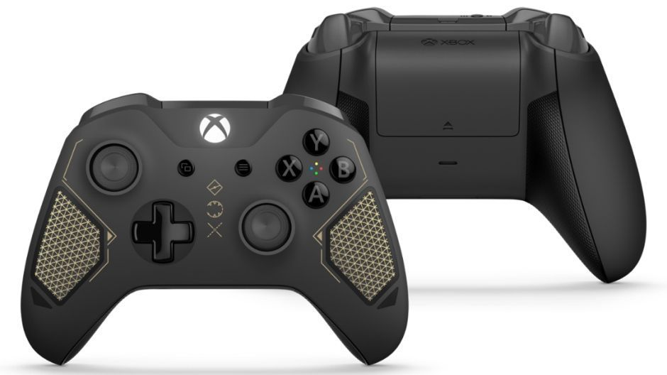 First Xbox One Tech Series Controller Adds Tactical Styling Xbox One Controller Xbox Wireless Controller Xbox One