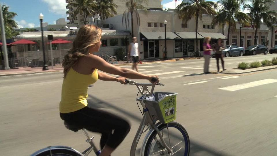 Decobike the best way to experience south beach beach