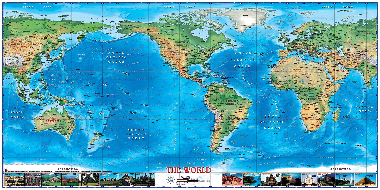 Americas Centric Map Now Politically Incorrect
