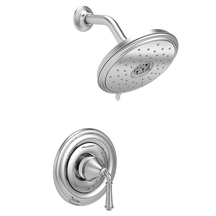 Portsmouth Pressure Balance Shower Valve Trim With Cartridge And