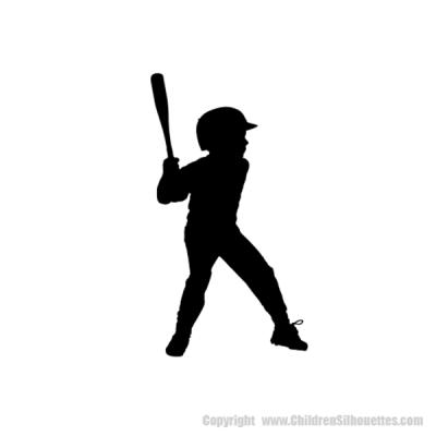 Boy Playing Baseball Silhouettes Children S Decor Boy Playing Boys Playing Silhouette Car Decals Vinyl