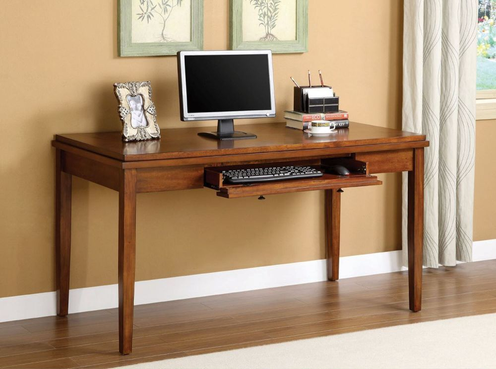 computer desk ideas in living room decor (With images ...
