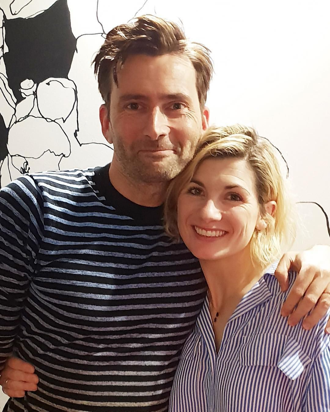 David Tennant Does A Podcast With... Jodie Whittaker is