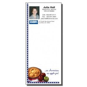 Full Color Notepads | 4th of July USA Theme