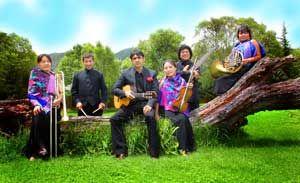 Vivos, grupos de rock indígena