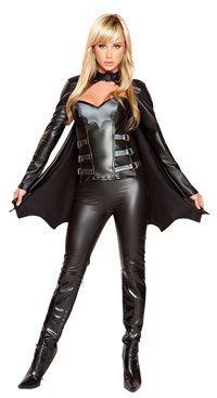 Sexy batwoman costume