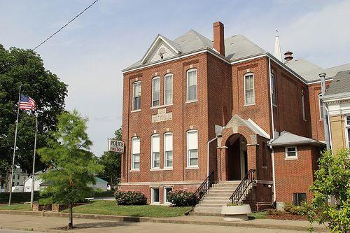 Old Mount Vernon City Hall Mount Vernon Indiana Mount Vernon City Hall National Register Of Historic Places