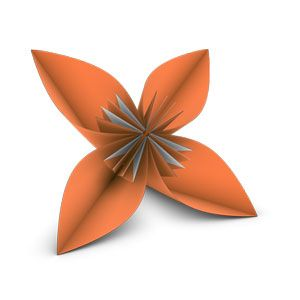 Step by step instructions to make flowers paper flowers ideas traditional origami flower for kids mightylinksfo
