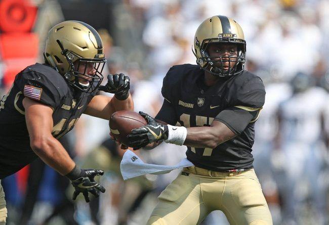 Army Black Knights Vs Utep Miners College Football Betting Las Vegas Odds College Football Picks Army
