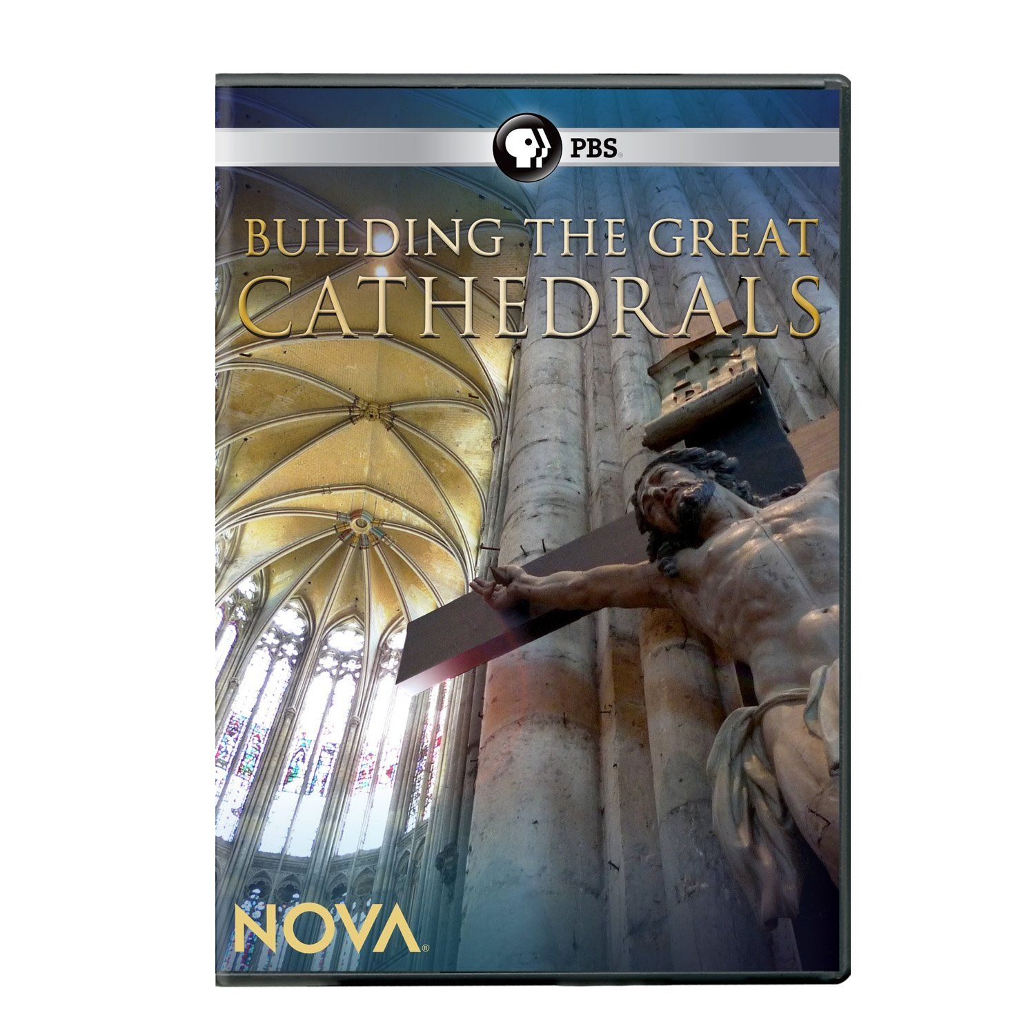 Dvd Nova Building The Great Cathedrals