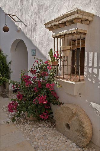 Conozcamos este hogar mexicano y su dise o vibrante y for Fachadas de casas rusticas