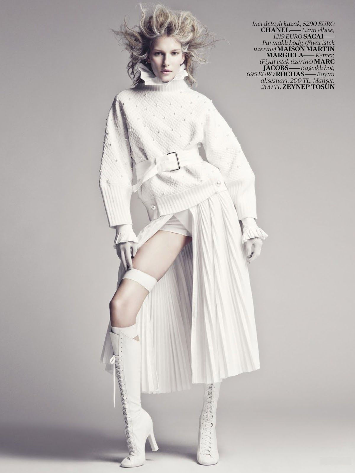cool Vogue Turquia   Editorial de Moda Abril 2013