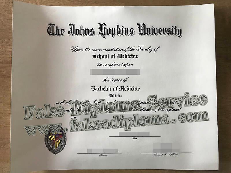 The Johns Hopkins University Fake Degree How To Get It Fakeadiploma Com Johns Hopkins University Medical University Medical Education