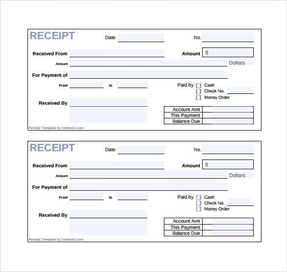 Proof Of Purchase Receipt Template - Targergolden-Dragon with
