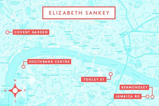 London Walking Paths Favorite Places & Spaces