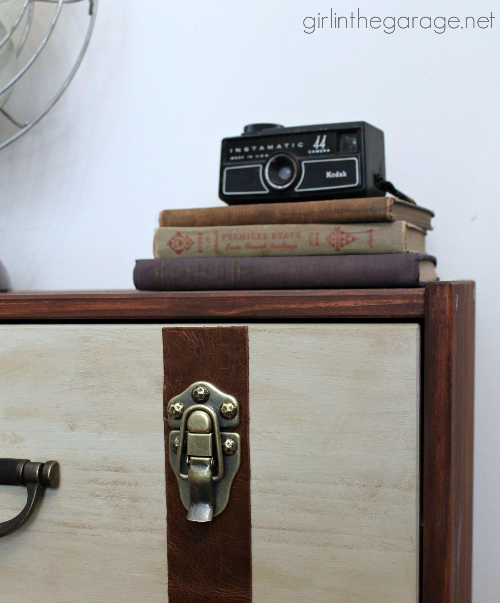 Ikea Tuning suitcase dresser ikea rast hack suitcase dresser and drawers