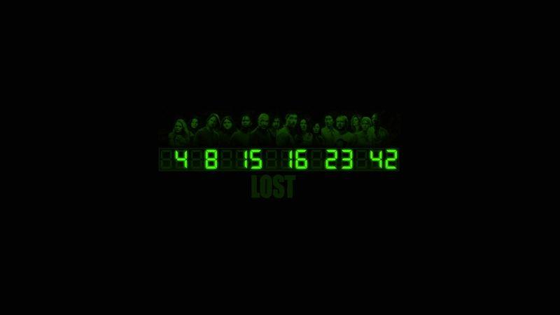 Lost Tv Series Numbers 1920x1080 Wallpaper Entertainment Tv Series Hd Desktop Wallpaper Lost Tv Show Drama Tv Series Tv Series
