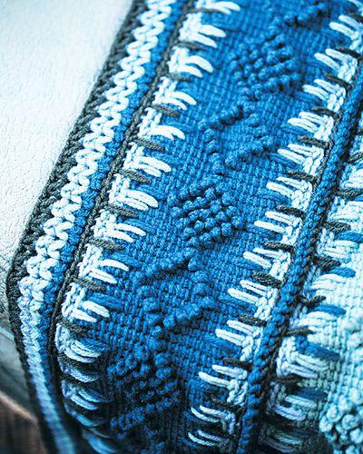 CTAM07TUNISIAN2_medium.jpg (400×500) | Crochet Patterns | Pinterest