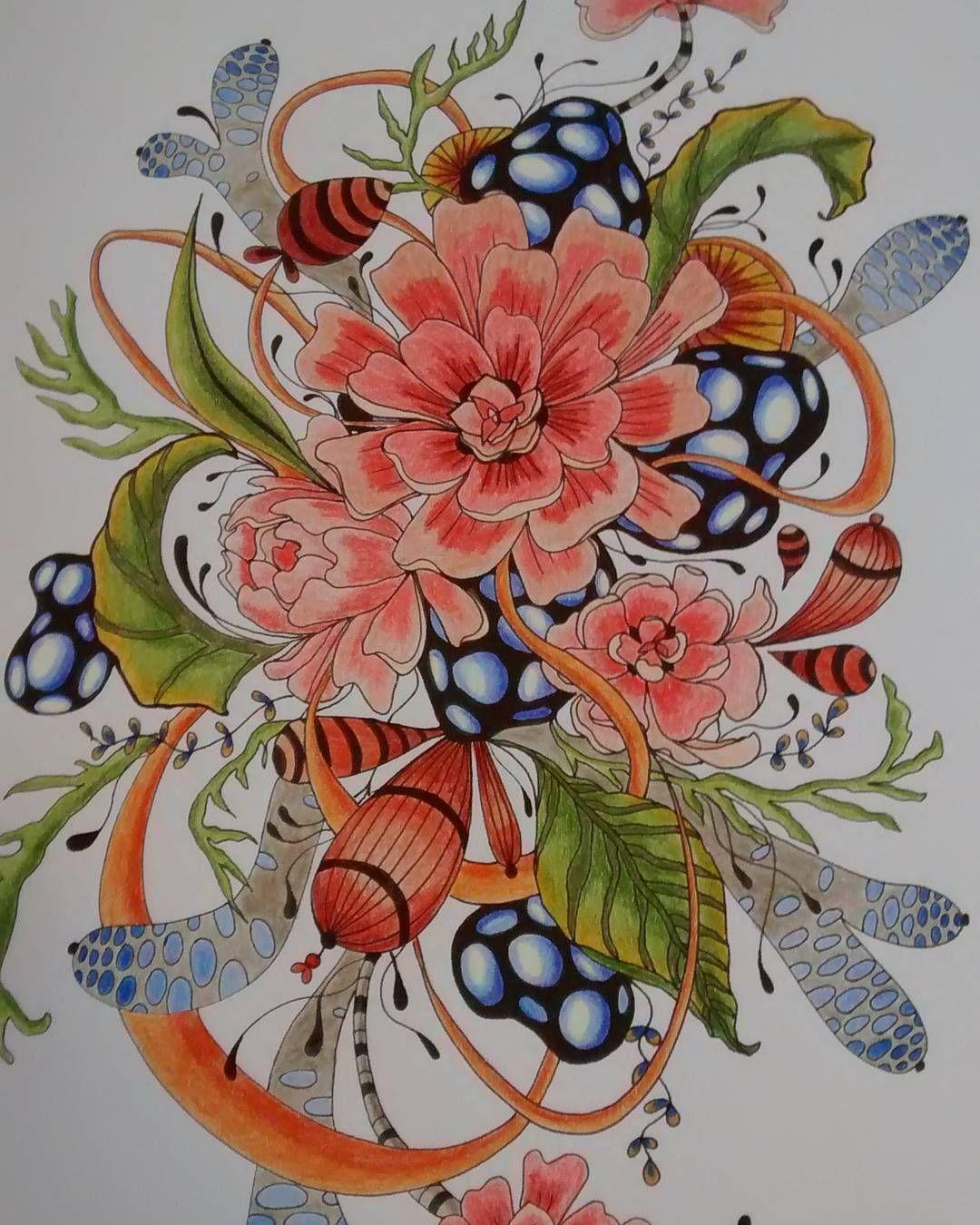 Botanical art coloring book - New Book Botanical Wonderland Botanicalwonderland Rachelreinert Rachelreinertstudio Adultcolouringbook Coloriage