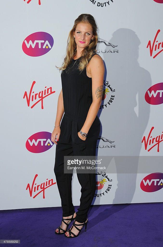 Karolina Pliskova Attends The Annual Wta Pre Wimbledon Party Wimbledon Party Wimbledon Party