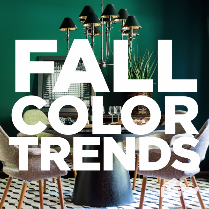Fabulous Fall Color Trends in Home Decor HGTV Videos Pinterest