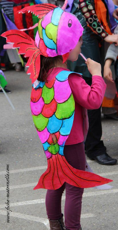 Rainbow Fish For Character Costume Idea Costumes Costumes