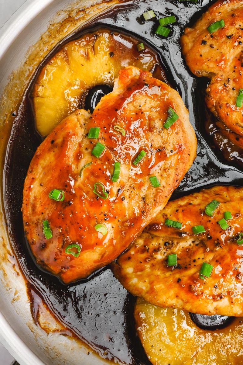 Baked Chicken Recipes Thighs Boneless
