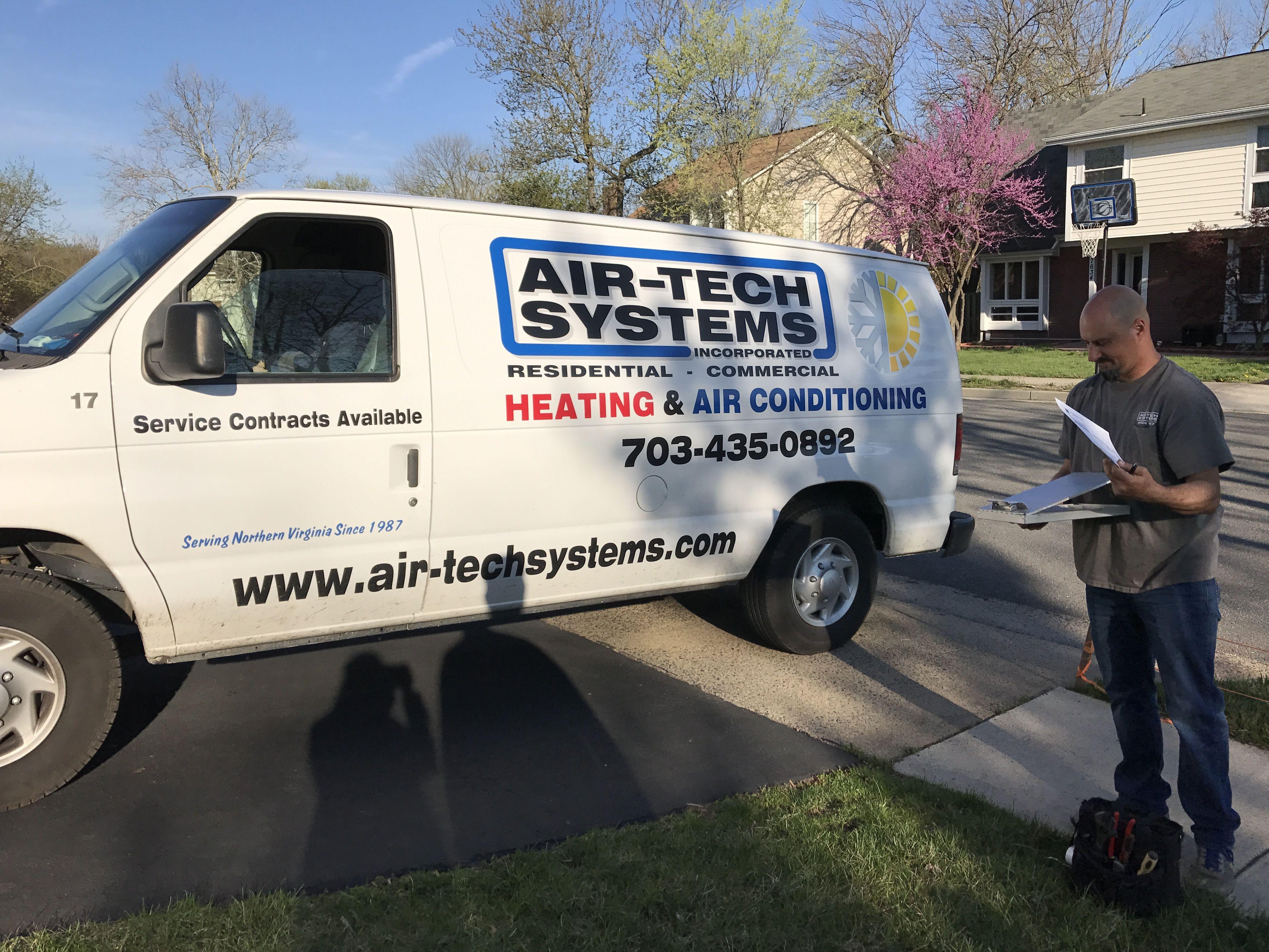 Air Conditioners Repairs Air Tech Systems Inc 10930 Clara Barton