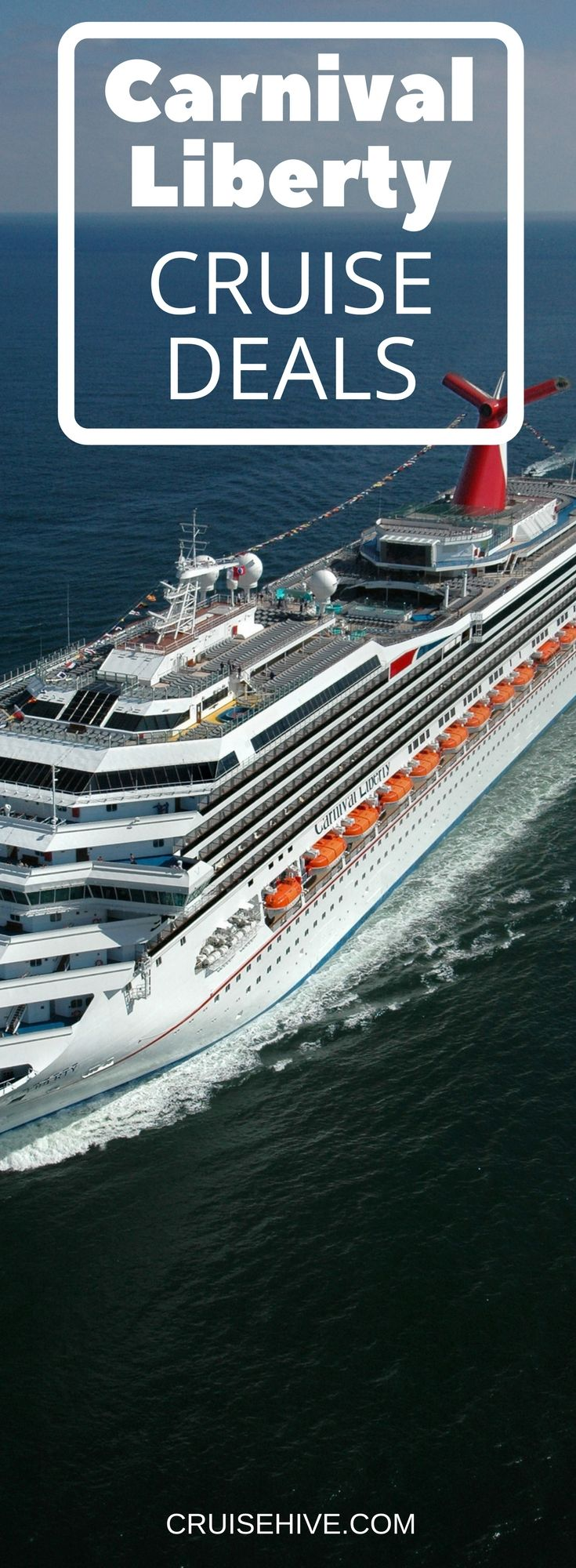 Carnival Cruise Line: Carnival Liberty Cruise Deals, Price