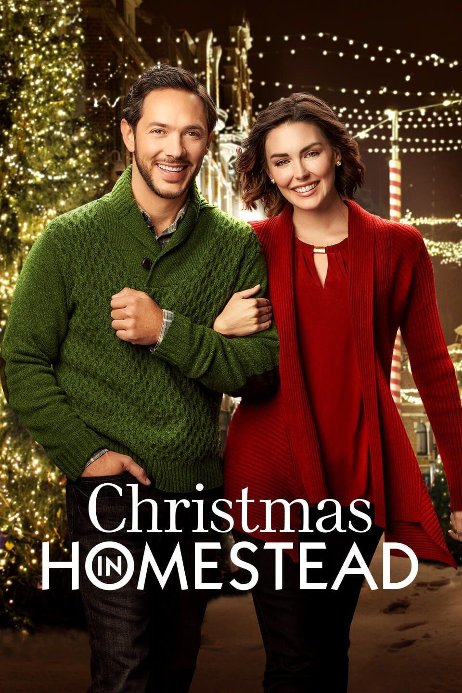 Christmas in Homestead 2016 Films hallmark, Film de noël