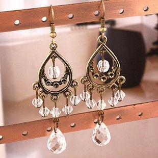 Vintage Chandelier Earrings online cheap jewelry store accessories ...