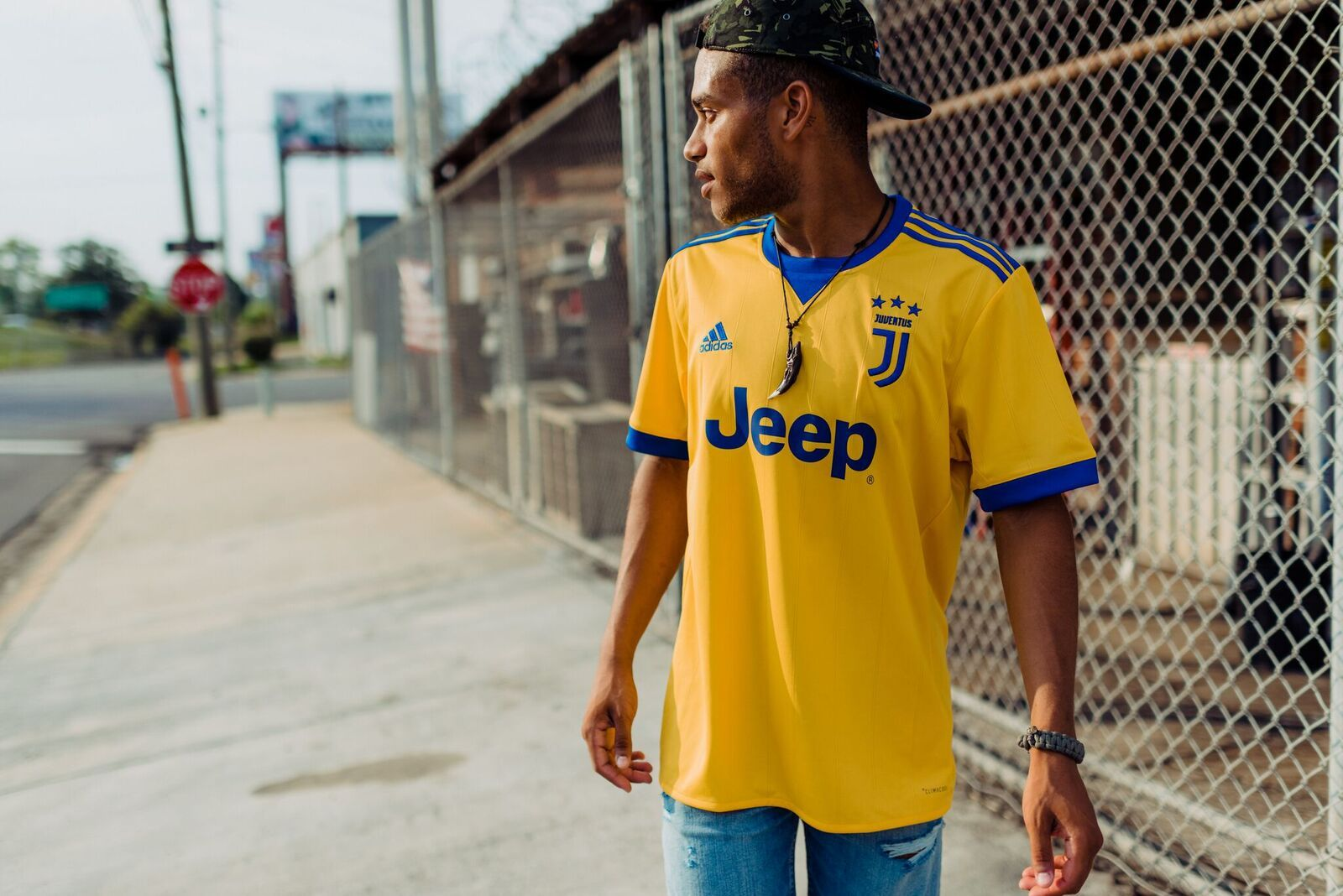 13ceee2e16c adidas Juventus Away Jersey 17/18 | Soccer: Street Style | Soccer ...