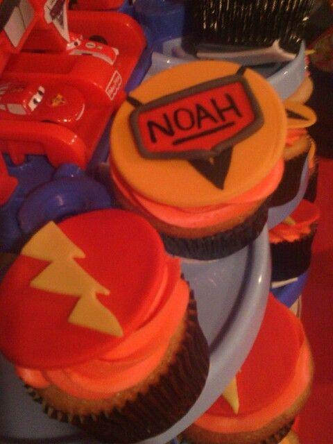 Cupcakes up close...