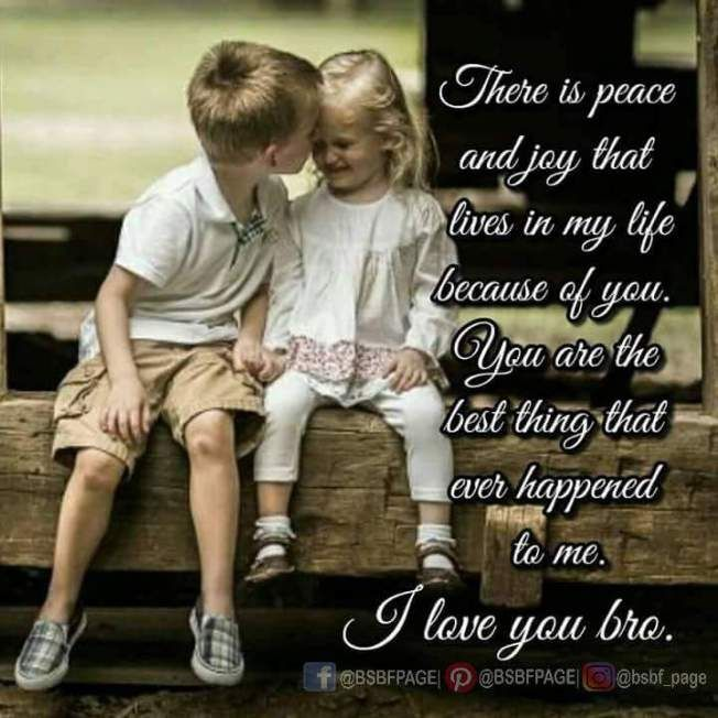 I Love You Brother Little Brother Quotes I Love You Brother Big Brother Quotes