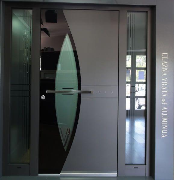 112 Aa Inotherm Aluminijska Ulazna Vrata 14252 1 Jpg 578 600 Diseno De Puertas Modernas Puertas De Aluminio Exterior Puertas De Aluminio