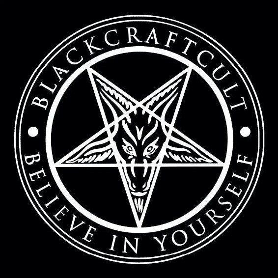 4fea1c9cac218 Blackcraft Cult   Blackcraftcult in 2019   Satanic art, Baphomet, Logos