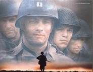 Saving Private Ryan - I love war movies, and this one knocks it on it's ear! Awesome cast and great acting.