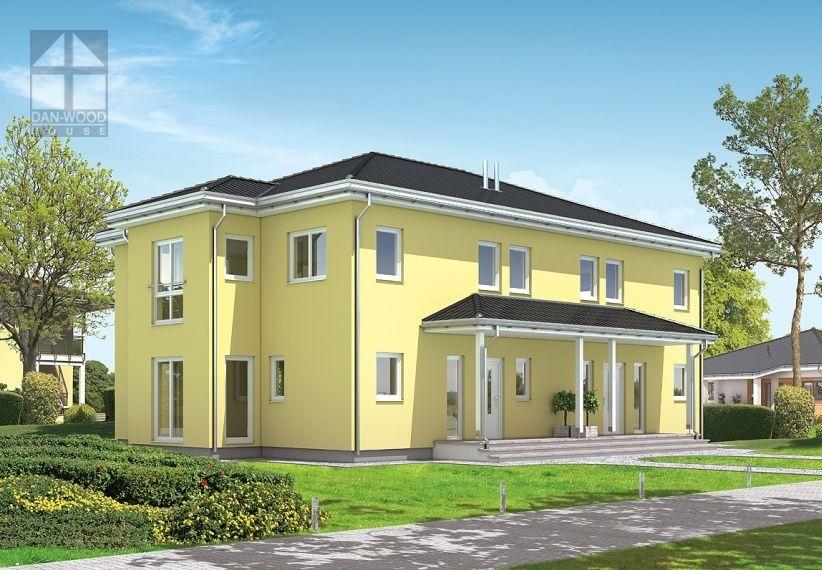 Doppelhäuser Danwood Partner 128.10W doppelhauser