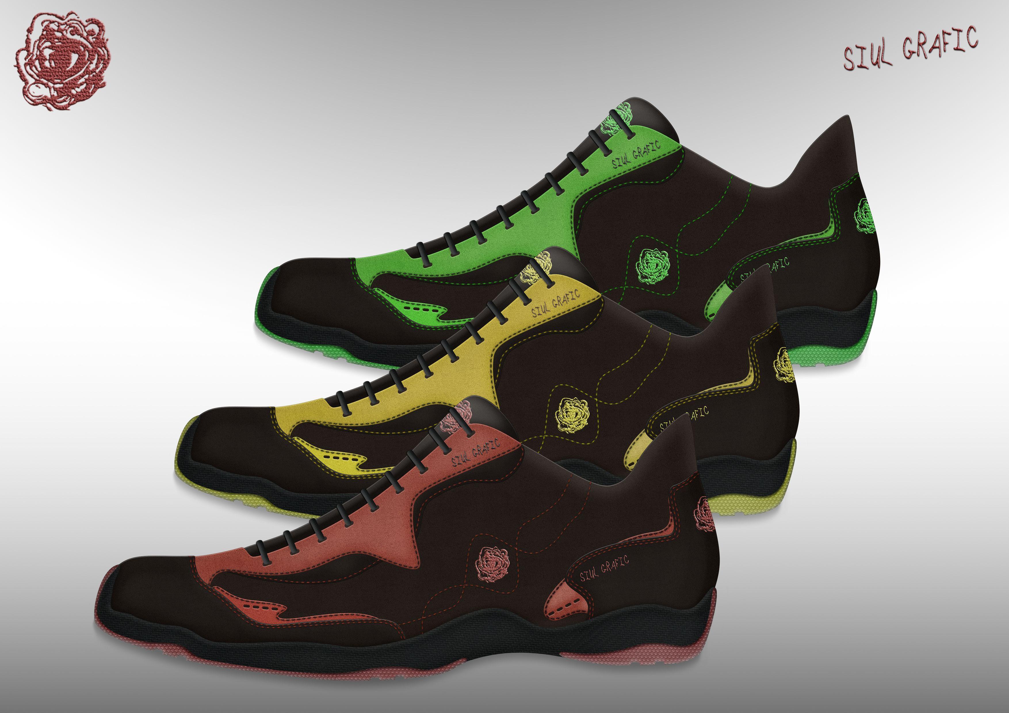 ed7cfba9 Mis Nuevos Diseños de Calzado Deportivo. | DISEÑADOR DE CALZADO ...