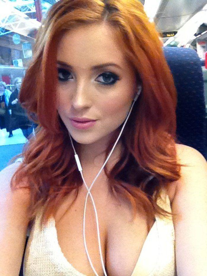 Hot Redheads  Portraits Hallucinants Pinterest Redheads Hottest Redheads And Hot