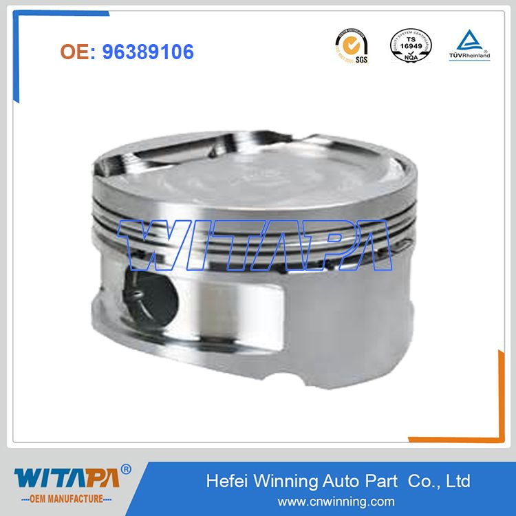 Manufacture 96389106 Gm Chevrolet Optra Car Spare Parts Piston 1 6l Chevrolet Optra Car Spare Parts Chevrolet