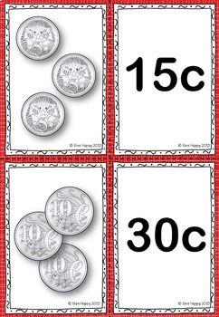 Australian Money Bundle Year 1/2 | First Grade Math | Pinterest