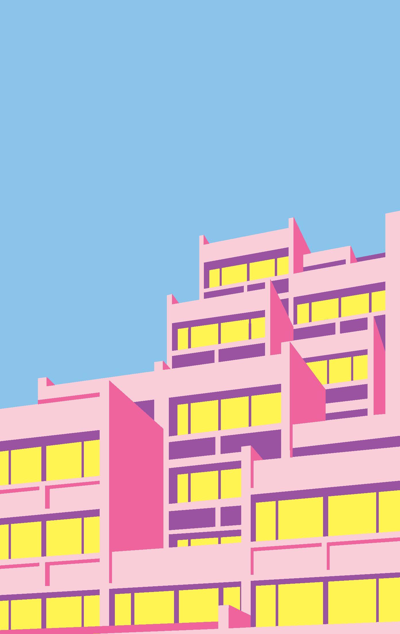 Picture Book Illustration Making An Architectural Model: Pin De Rebecca Chau En Mastermind Inspiration En 2019