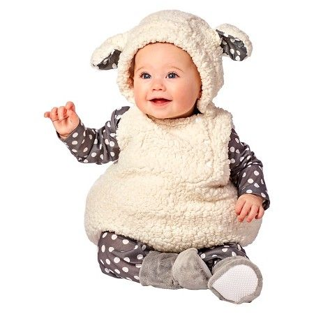 Toddler Girls Lamb Plush Vest Target Baby Lamb Costume Lamb Costume Baby Costumes For Boys