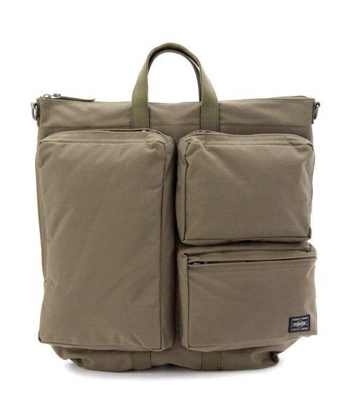 11030220d40 YOSHIDA PORTER FACE 2WAY HELMET BAG   PackPack s   Bags, Porter bag ...
